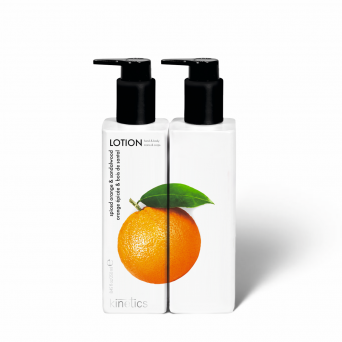 Spiced Orange & Sandalwood Lotion-8.2 fl oz/250ml