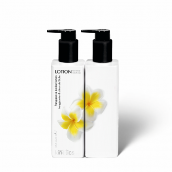Frangipani & Sicilian Lemon Lotion